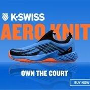 Størrelses Guide K-Swiss Sko
